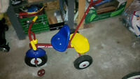 Radio Flyer Steer and Stroll Tri-Cyle