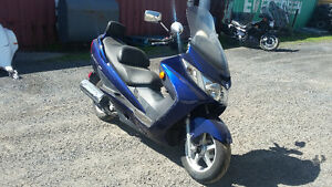 2006 Suzuki Bergman 400 3300km only $2800.00 $93 for 48 months
