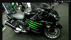 ZX14R SE Monster Edition