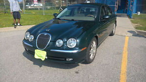 2003 Jaguar S-TYPE 3.0 AS-IS Sedan