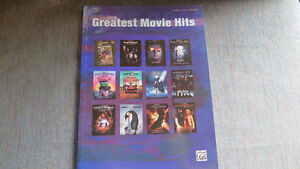 Greatest Movie Hits(Piano-vocal-chords)