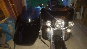 2006 Yamaha Royal Star Midnight Venture with Custom Side Car
