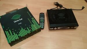 Limesat Ultra PVR FTA Receiver
