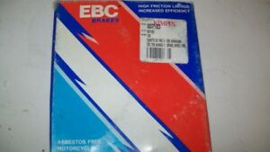 EBC brake shoes for Kawasaki KH250