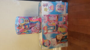 Brand New Barbie Dreamtopia Castle - with new doll!