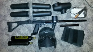 Tippmann 98 Custom + Kit Paintball complet