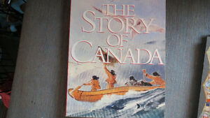 The Story Of Canada book