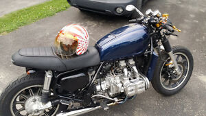 Honda GoldWing GL1100 Cafe Racer
