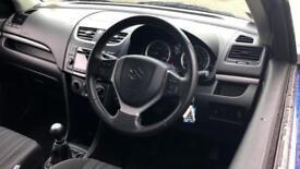 2014 Suzuki Swift 1.2 SZ-L 3dr Manual Petrol Hatchback