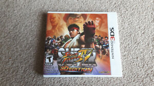 Super Street Fighter 4/IV: 3D Edition (3DS, CIB)