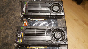 Nvidia GeForce GTX 760's for sale