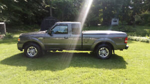Very Clean 2010 Ford Ranger 4x4 Sport Ext. Cab