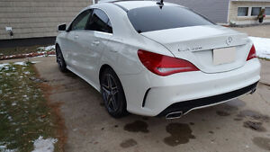 2015 Mercedes-Benz CLA250 4MATIC Moose Jaw Regina Area image 3