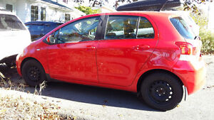 2009 Toyota Yaris Hatchback in excellent condition