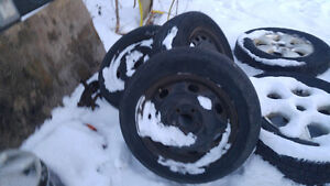 Many 14 4x100.Tires and Rims