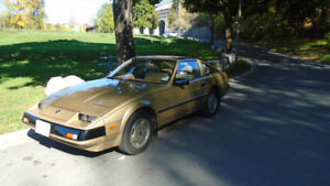 Nissan 300Zx 1984-1987 Wanted
