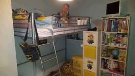 High sleeper bunk