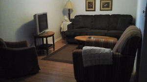 1 BEDROOM FULLY FURNISHED BASEMENT APARTMENT IN GARSON