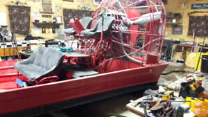 2000 diamondback ice airboat
