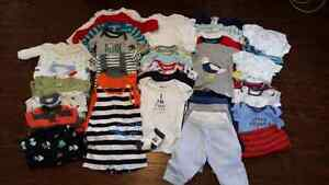 Baby boy clothes (3-6 months) - LOT