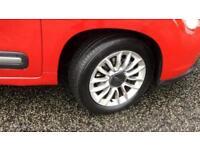 2013 Fiat 500L 1.6 Multijet 105 Lounge 5dr Manual Diesel Hatchback