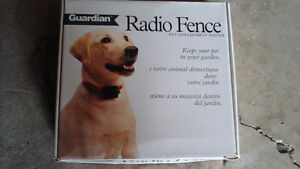 Guardian Radio Fence Pet Containment System - NEW!
