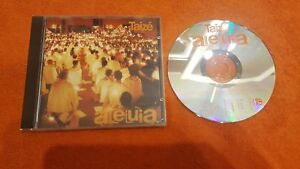 Taize-039-alleluia-press-1987-1988-Made-in-France-cd-usato