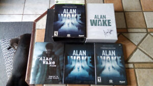 Alan Wake Xbox 360 Collectors Edition