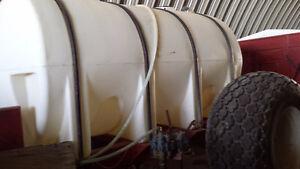 3000 Gallon Pattison Liquid Fertilizer Cart