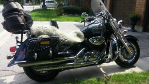 Suzuki VL800 Motorcycle