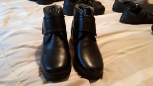 Ladies Brand New Winter Boots with Velcro Enclosure