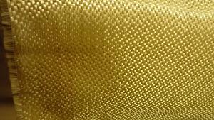 Kevlar Fabric 2 x 2 Twill - 30 yds Yellow Cambridge Kitchener Area image 4