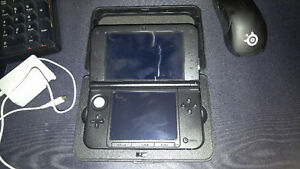 Nintendo 3DS XL with 3 Games ($150)
