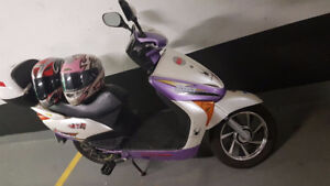 60 Volt eBike in good condition