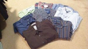 8 Dress shirts for sale