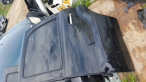 2002 Escalade back doors