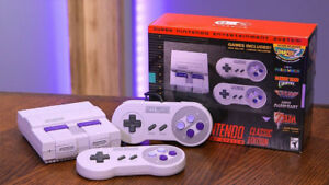 I will put any Super Nintendo games on your SNES Classic $20