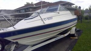 Bayliner Classic 1993 with Trailer