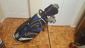 Callaway Gold set (minus putter)