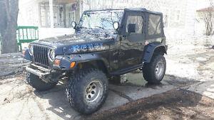 1997 Jeep TJ 2 portes Autre