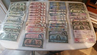Canadian Bank Notes for Sale