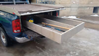 Marathon Sliding Sled Deck Box
