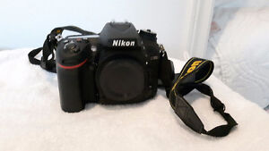 Nikon D7100 with lots of accessories