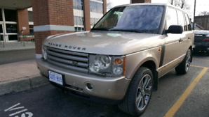 2003 Range Rover w/ Leather Interior, Sunroof, Fully-Loaded, etc
