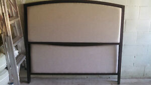 NEW PRICE - Queen sized headboard/footboard London Ontario image 1