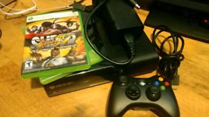 XBOX 360 SLIM 250 GB VERSION APPS WIFI