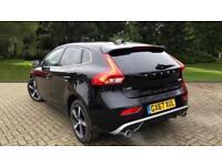 2017 Volvo V40 D2 R-Design Nav Plus Manual Diesel Hatchback