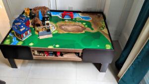 Imaginarium Train Table Kids