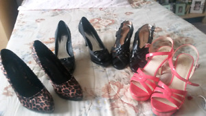 Brand New Women's heels for sale sizes 5.5-6.5