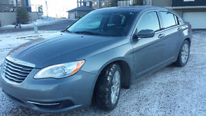 2012 Chrysler 200-Series LX Sedan